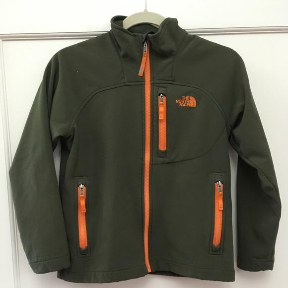north face jackets coats boys apex bionic jacket poshmark rh poshmark com